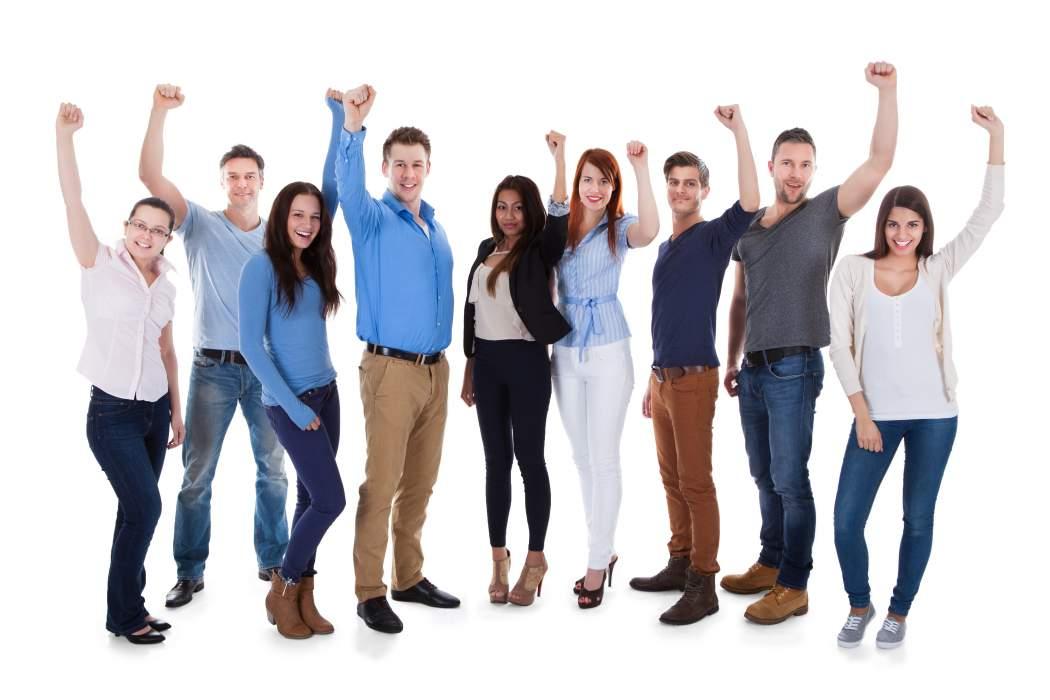 Wissenschaftlich bewiesen: die Exit Rooms machen glücklich