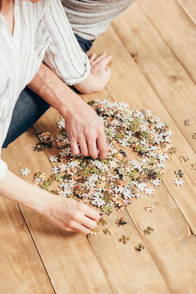Puzzeln hat viele positive Effekte für dein Gehirn