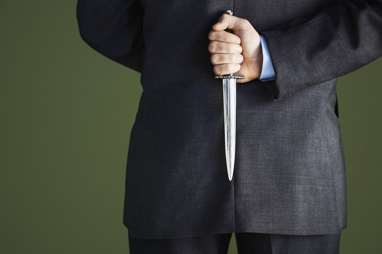 Mörder mit Messer