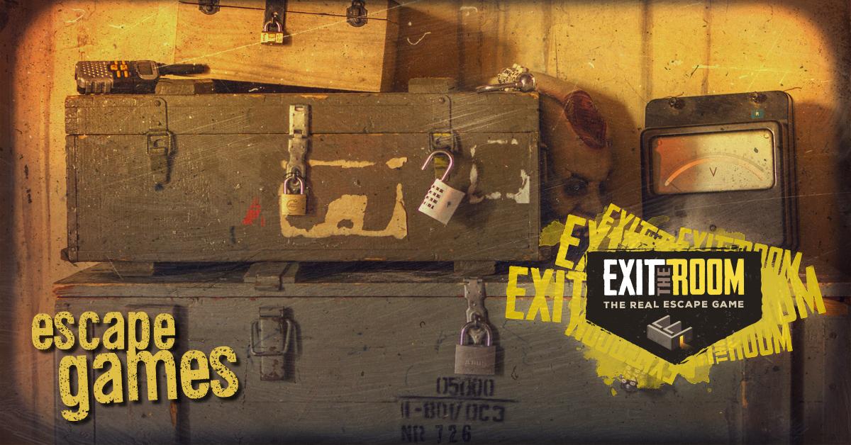 escape room München