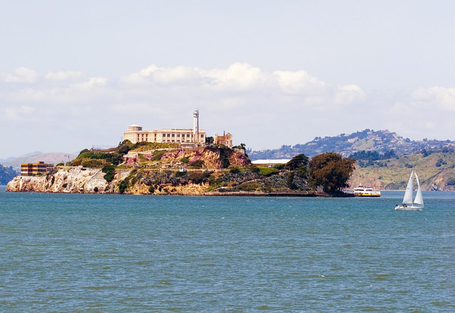 Alcatraz San Francisco Gefängnis - Alcapone