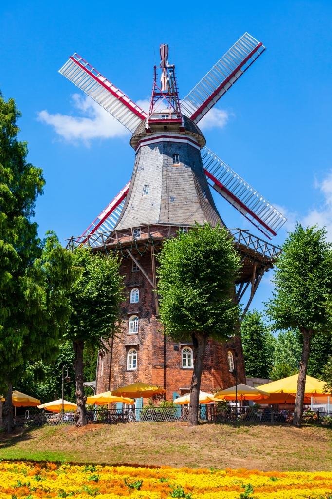 Die Kaffeemühle Bremen – Idylle mitten in der Großstadt.
