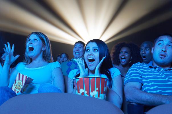 Zwischen den Prüfungsterminen im Kino ablenken lassen
