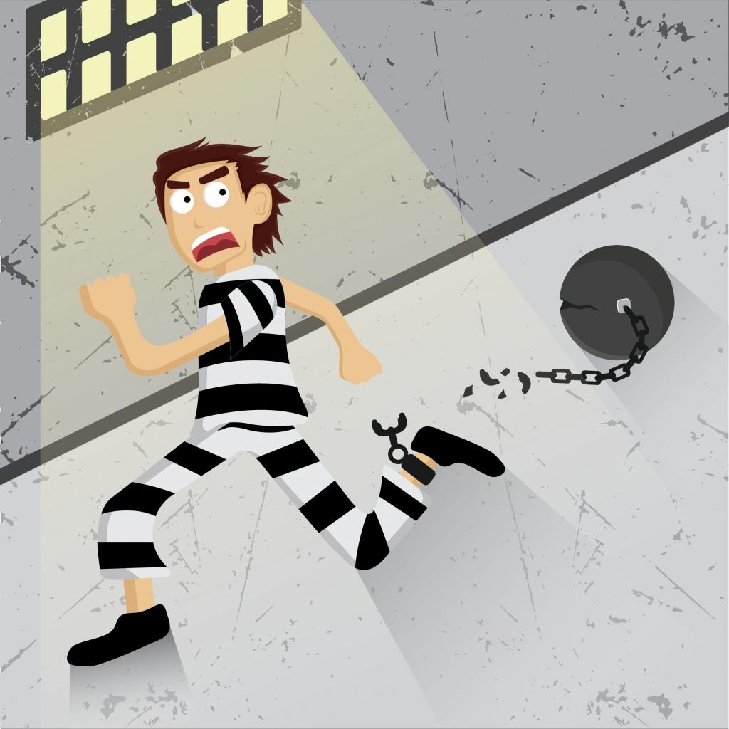 Einfallsreiche Gefängnisausbrüche: Gefängnisse, die als Escape Room genutzt wurden