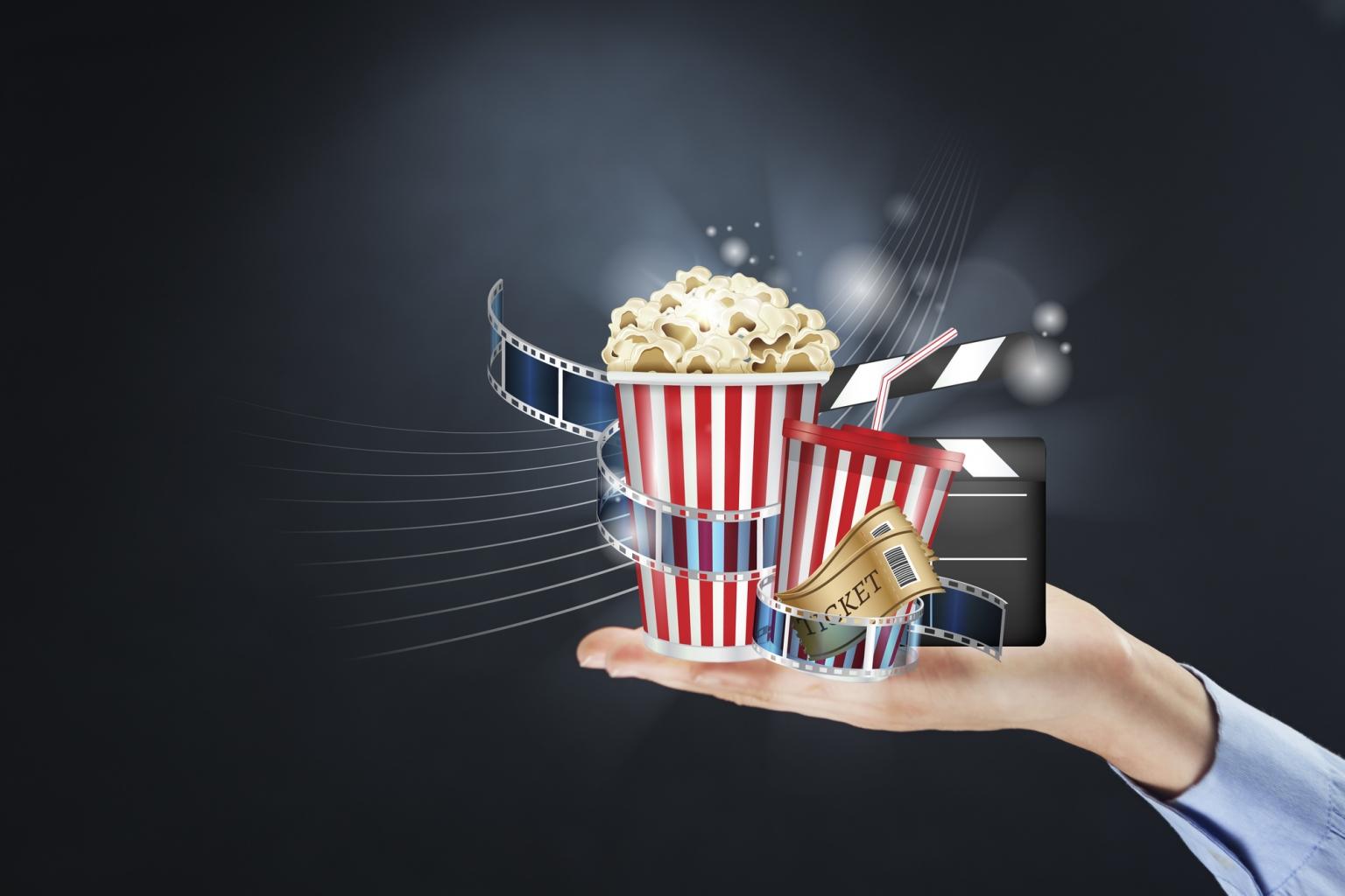 Zu Pfingsten im Kino in München