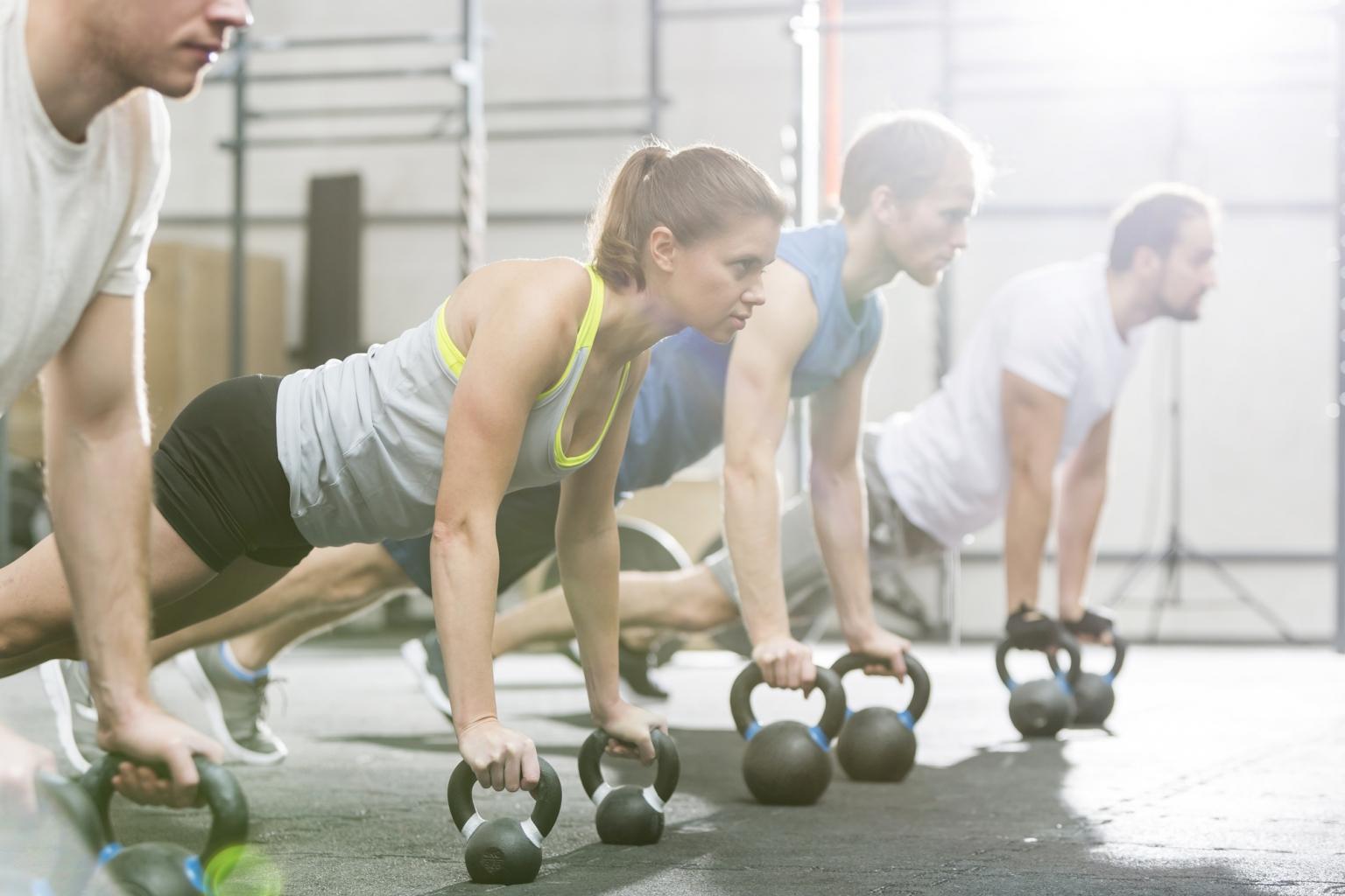 Keine Lust auf Qualen im Fitnessstudio? Escape Rooms bieten eine tolle Alternative!