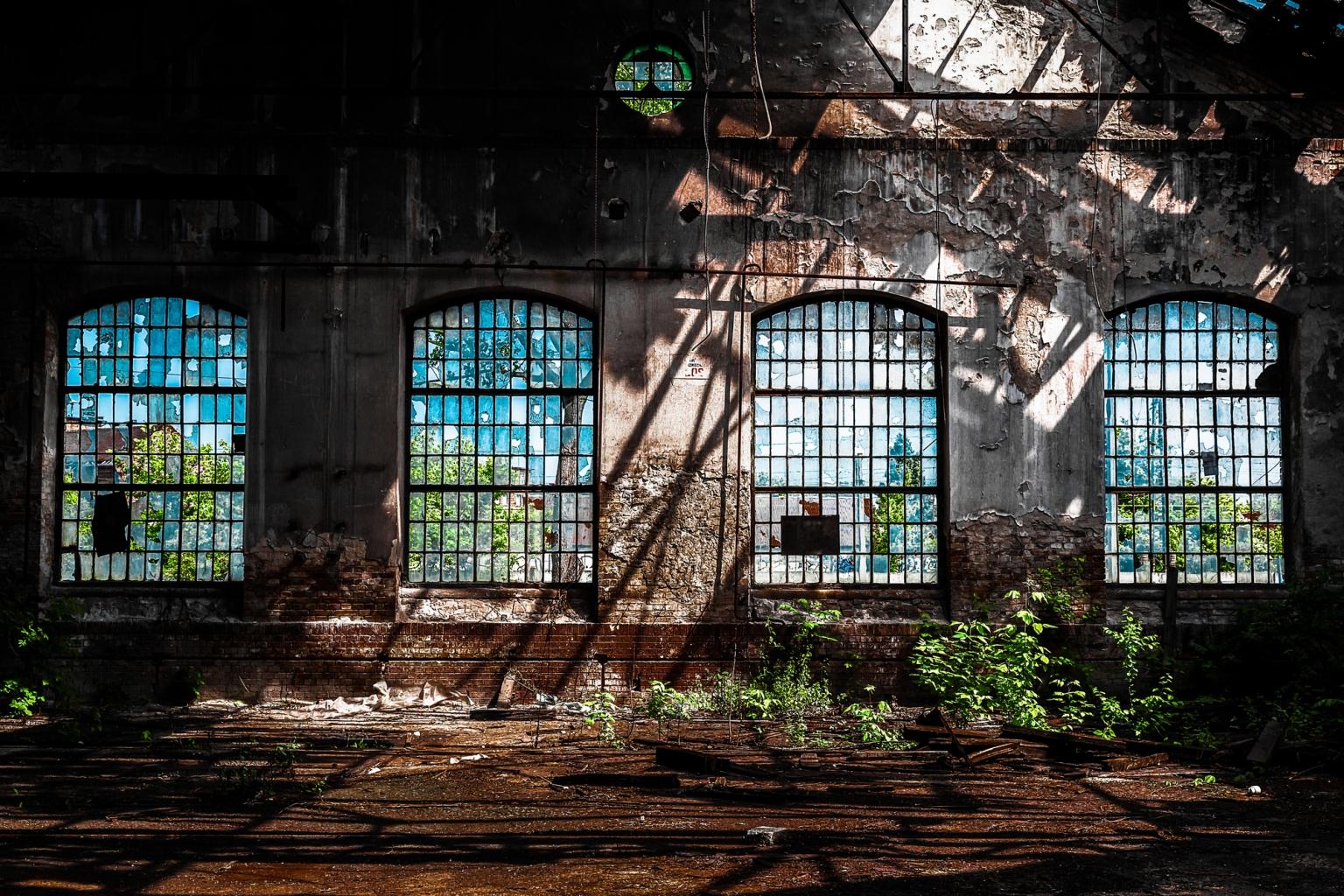 5 außergewöhnliche verlassene Orte in Nürnberg