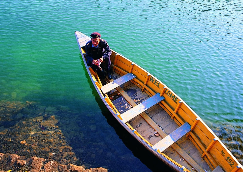 Das Rätsel mit dem Mann im Boot