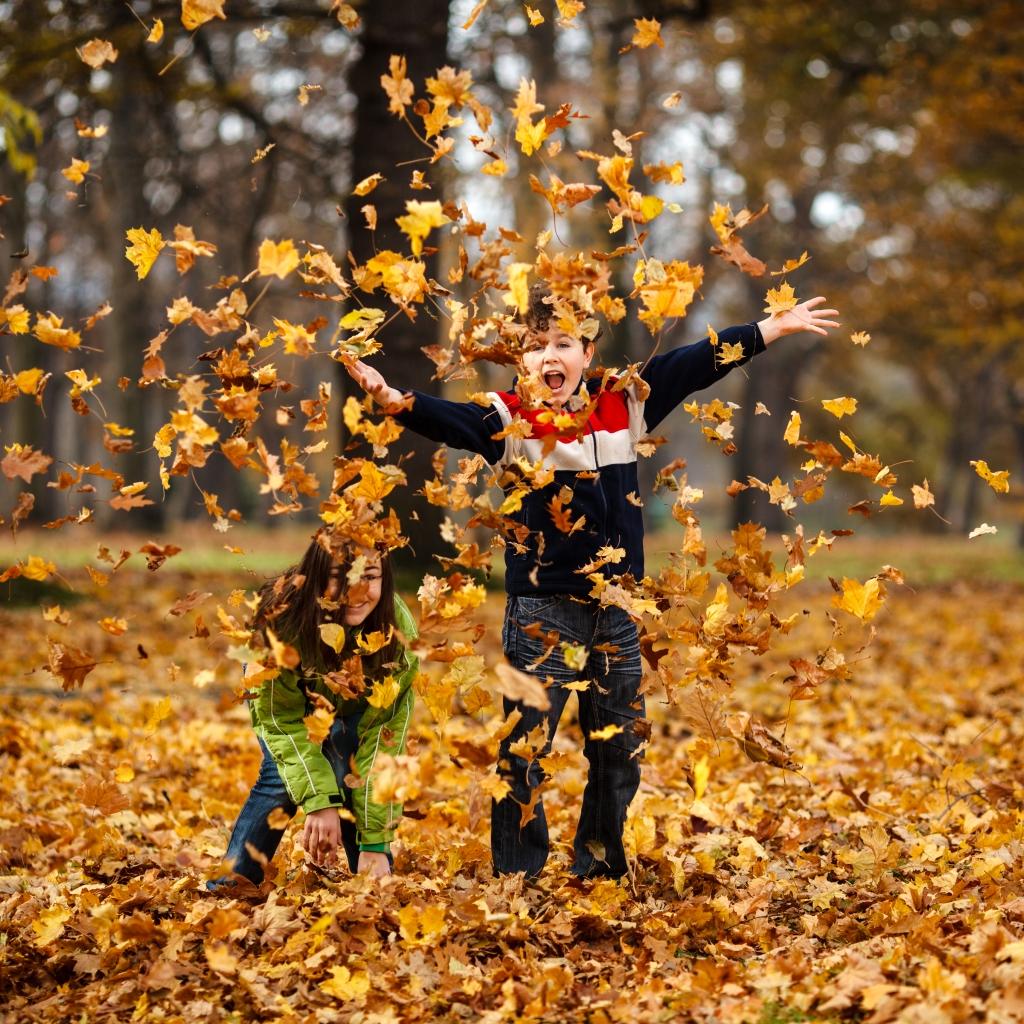 4 Dinge, die man gemeinsam im Herbst machen kann