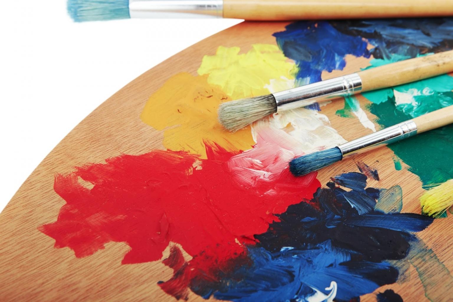 Beim Luder malen könnt ihr gemeinsam eure Freundschaft verewigen.