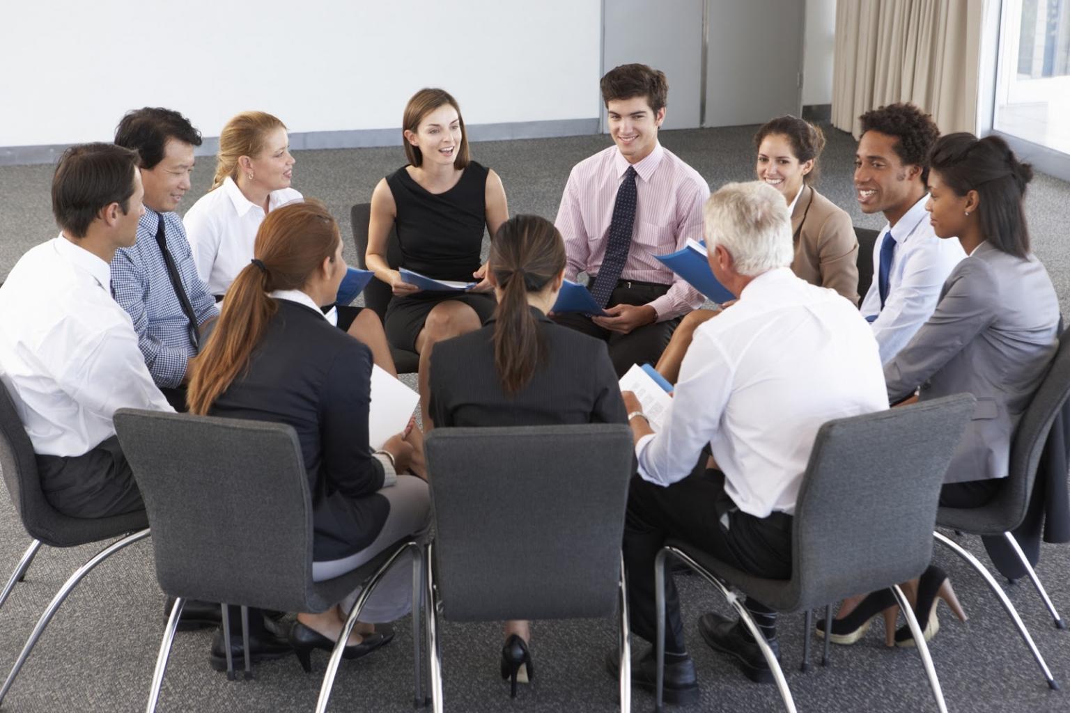 Beim Teambuilding ist die Zusammenstellung der richtigen Persönlichkeiten wichtig