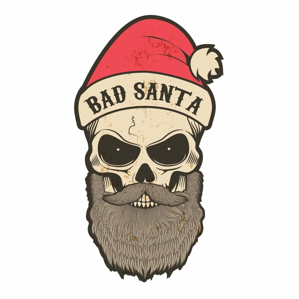 Bad Santa ist ein toller Horrorcharakter.