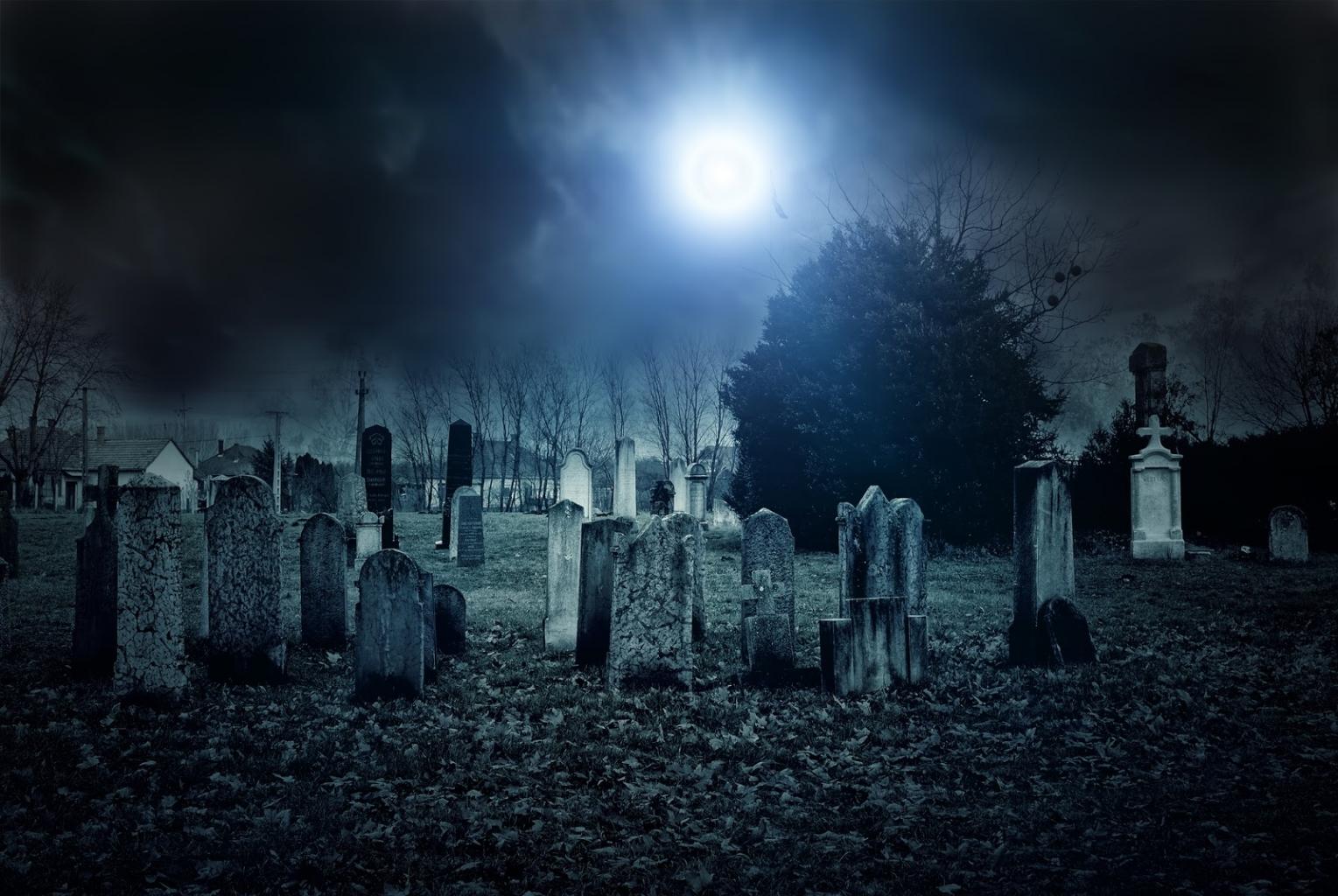 Welcher Tag eignet sich besser für eine nächtliche Tour auf dem Friedhof, als Halloween, das schon seit den Kelten als Samhainfest bekannt ist?