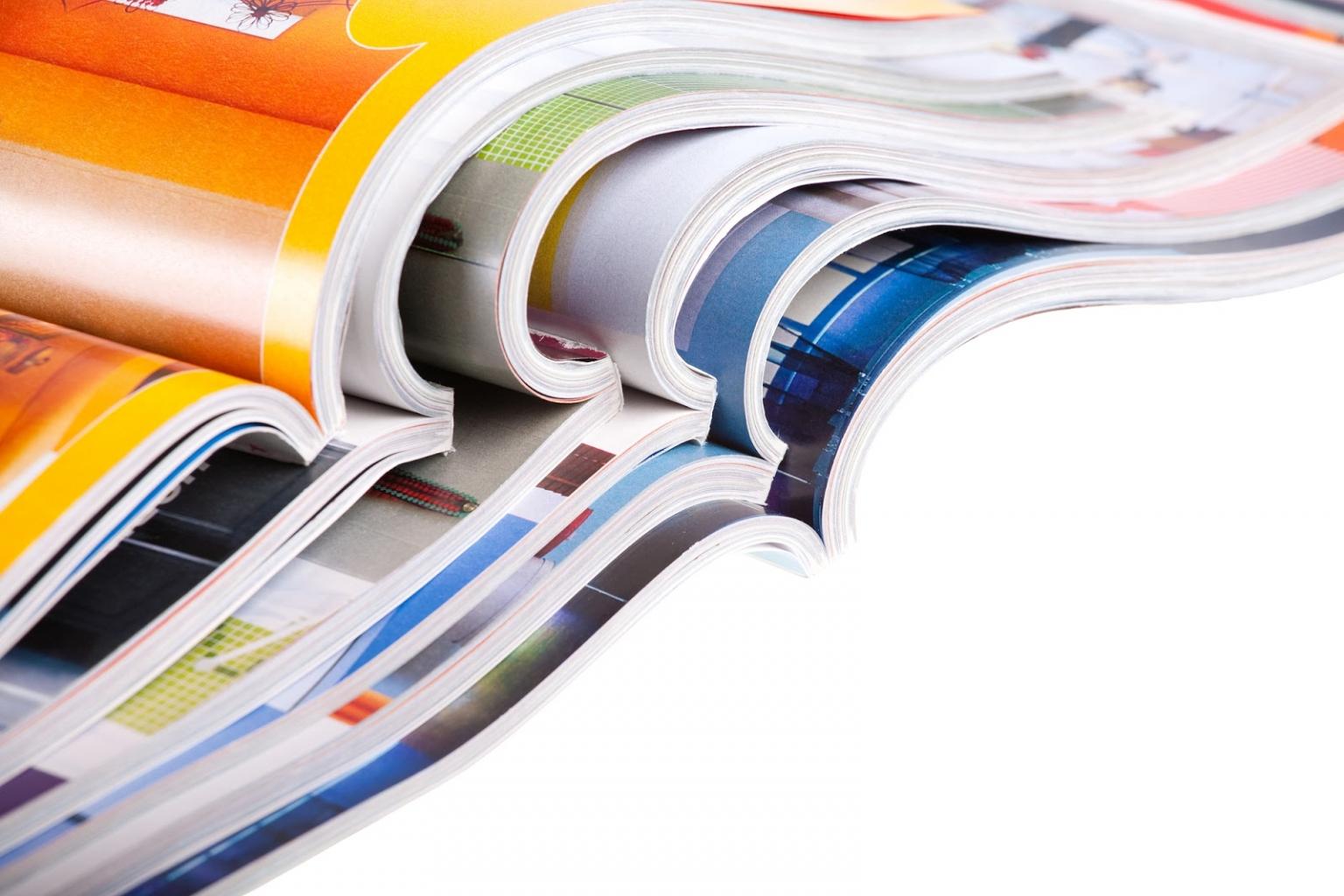 Mal eine andere Idee: seltene Magazine als Weihnachtsgeschenk.