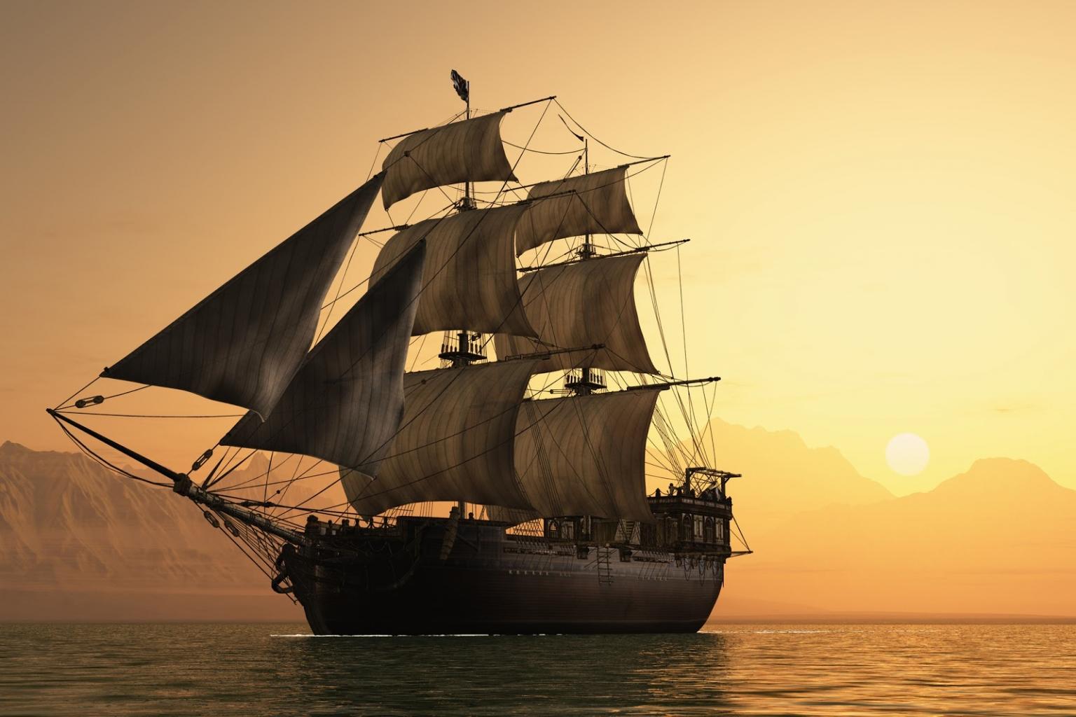 Das Rätsel der Handelsschiffe auf dem Dach des Oberpollinger ist gelöst