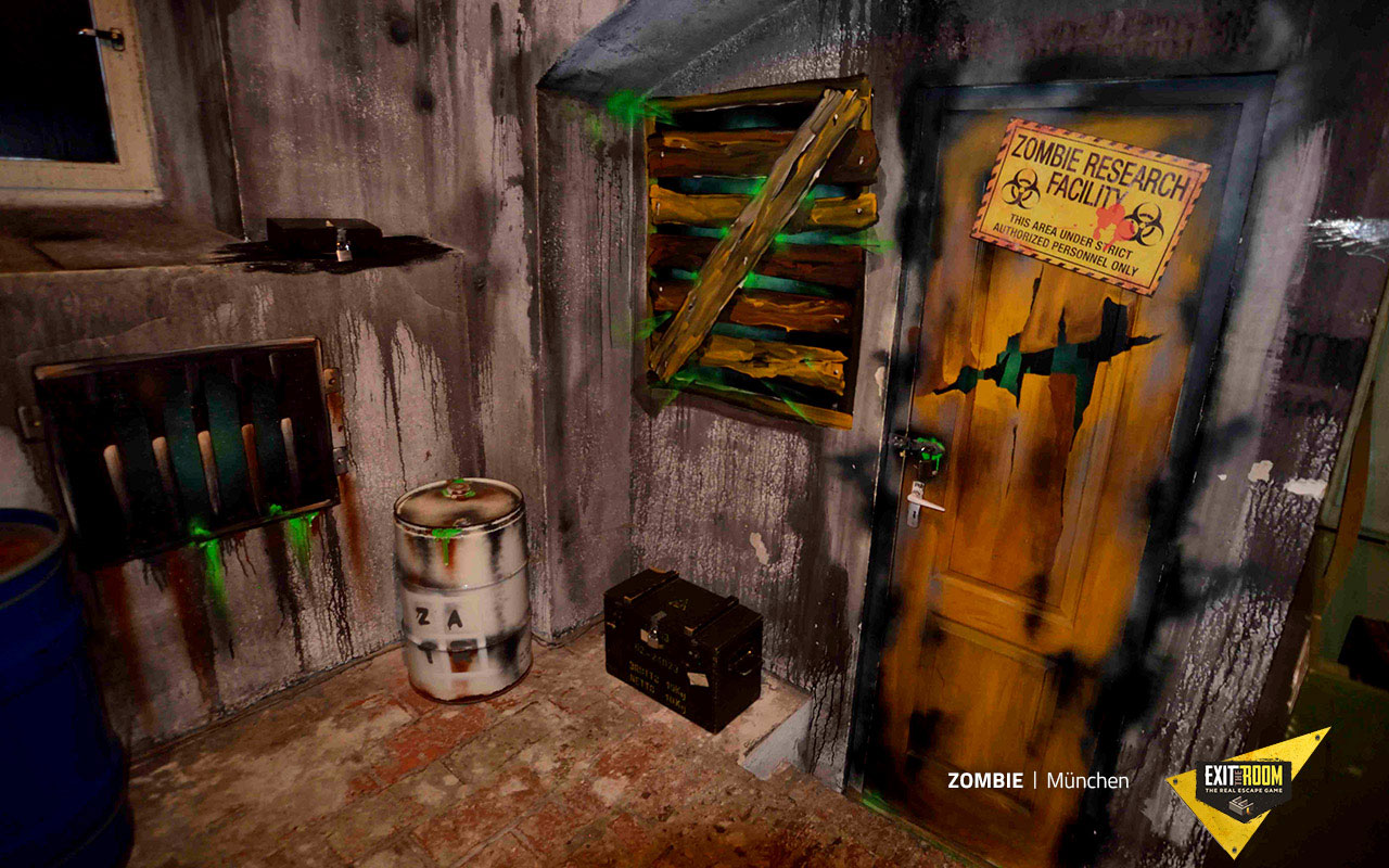 Escape Raum Escape Room Zombie